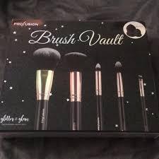<b>Profusion</b> Cosmetics Makeup   Nwot <b>Profusion Brush Vault</b>   Poshmark