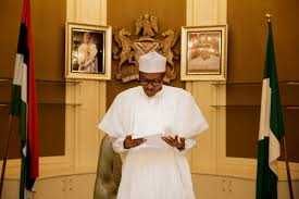 buhari to resume official duties today