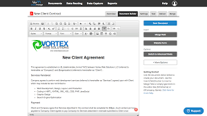 how to create effective document templates build template document in webmerge