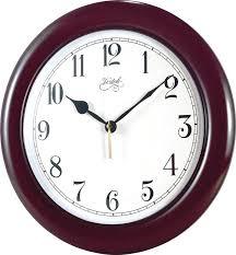 <b>Настенные часы Восток</b> 3309 круглые из пластика белый ...