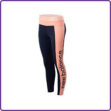 New Balance <b>Relentless Graphic High</b> Rise 7/8 Tight Black and Pink ...