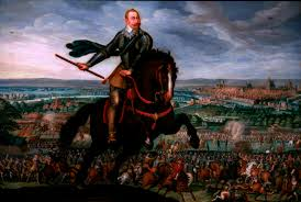 the battle breitenfeld writework gustavus adolphus of sweden at the battle of breitenfeld