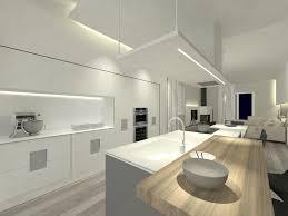 lighting gorgeous led kitchen awesome kitchens lighting