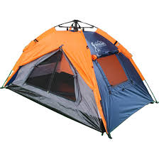 <b>Automatic Dome Tent</b> 2 Layers