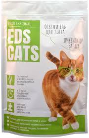 Ликвидатор запаха Eds Cats для кошек (400 гр) | www.munsa.ru