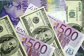 tasa, cotizacion o cambio de dolar y euro