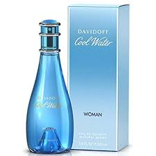 <b>DAVIDOFF Cool Water Woman</b> Eau de Toilette 100ml: Amazon.in ...