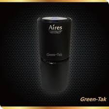 Aires <b>Negative</b> Ions Car <b>Air Purifier</b> | TIA ENTERPRISE CO., LTD.