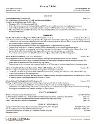 resume sample resume cv resume sample 6