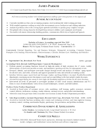 accountant resume format in word format in india senior accountant junior accountant resume