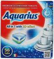 Купить <b>Таблетки для</b> ПММ <b>Aquarius</b> All-in-1 в интернет магазине ...