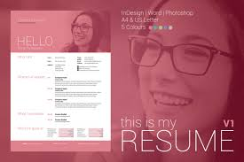 30 sexy resume templates guaranteed to get you hired inspirationfeed my resume v1