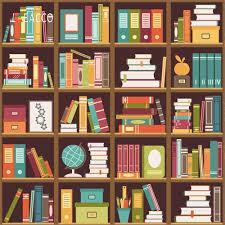 <b>Laeacco</b> Baby <b>Cartoon</b> Bookshelf Stationary Study Portrait ...