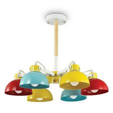 Потолочная <b>люстра Ideal Lux</b> Titti PL6. — купить в интернет ...
