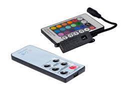 Мини <b>контроллер</b> RGB светодиодной ленты с <b>пультом</b> – АС ...