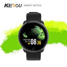 KEYOU <b>KY99 Fashion</b> Sports <b>Watch</b> Heart Rate and Blood Pressure ...