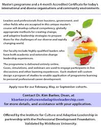 institute for culture and adaptive leadership inc linkedin institute for culture and adaptive leadership inc