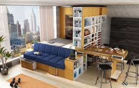 tetran living transforming furniture adapt nyc tiny apartments tiny apartment nyc compact apartment furniture