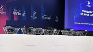 Champions League round of 16 draw on Monday: all you need to ...