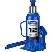 <b>Домкрат гидравлический бутылочный</b>, 4т, 180-355 мм, <b>MIRAX</b> ...