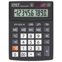 """Калькулятор настольный """"STF-222"""", 10 разрядов, <b>двойное</b> ..."""