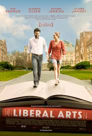 movie review liberal arts lost in reviews think
