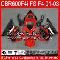 Wholesale <b>Honda F4i</b> Fairings Black Red for Resale - Group Buy ...
