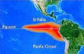 Resultado de imagem para fenômeno El Niño