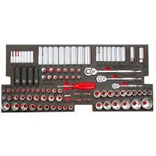 110pc Bit & Socket Tray - Power Built Tools