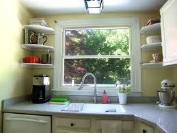 Kitchen Open Shelves Comfortable Open Shelves Kitchen Design Ideas Miserv