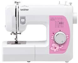 <b>BROTHER Hanami</b> 17 Электромеханическая <b>швейная машина</b>