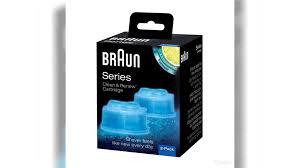 <b>Картридж для бритв Braun</b> с чистящей жидкостью CCR2 купить в ...