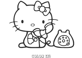 printable hello kitty coloring pages for kids hello hello kitty coloring pages selection coloring pages in hello kitty online coloring pages