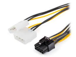 <b>Аксессуар кабель</b> atcom 8-pin - 2x <b>molex</b> at8604 купить в ...