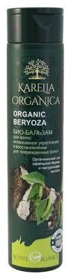 Karelia Organica <b>био</b>-<b>бальзам для волос</b> Organic Beryoza ...