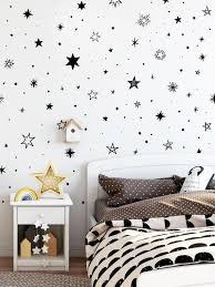 Star <b>Wall</b> Decals <b>Cute Hand</b> Drawn Star Decals Nursery <b>Wall</b> | Etsy
