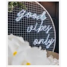 Good <b>Vibes</b> Only Neon Sign for Sale from Custom Neon