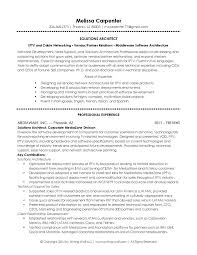 IT Solutions Architect Resume | WRITING WOLF - Resume Writer