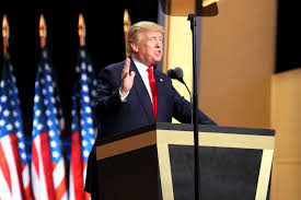 california revenues 351 million lower than expected trump accepting the republican nomination at the rnc july 2016