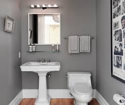 how to paint a small bathroom small bathroom paint ideas with grey