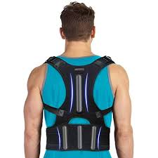 <b>Back Brace Posture</b> Corrector - <b>Back Support</b> Belt with Fully ...