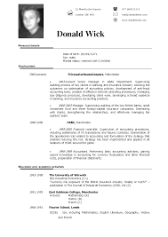 resume model word format resume writing example resume model word format resume templates 412 examples resume builder cv format in english word