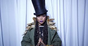 Q&A: <b>Erykah Badu</b> talks '<b>But</b> You Cain't Use My Phone' from inside a ...