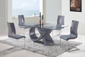 Contemporary Black Dining Room Sets Contemporary Dinette Sets In The Room Contemporary Designs