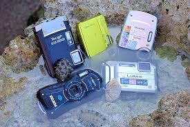 <b>Underwater</b> cameras test 2011 - Summary - LensTip.com