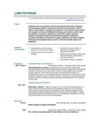 Resume Template. Teacher Resume Objective Statement: resume ... ... Resume Template, Teacher Resume Objective Statement For Profile With Selected Accomplishment And Experience: Teacher ...