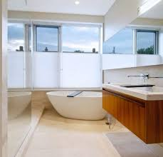 floating bathroom