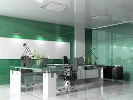 modern office glass walls modern office interior design ideas blue glass top modern office