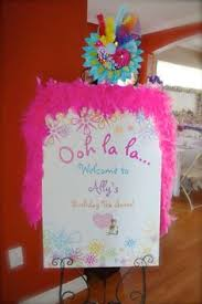 images fancy party ideas: fancy nancy birthday party ideas photo  of  catch my party