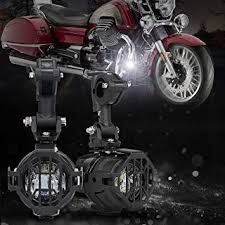 motorcycle fog lights - Amazon.com